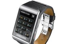 """Samsung trình làng di động đồng hồ """"siêu mỏng"""""""