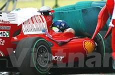 Đua xe F1: Tai nạn kinh hoàng của Massa