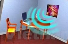 Các nhà khoa học ra mắt hệ thống điện không dây