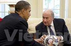 Tổng thống Obama vận động đăng cai World Cup