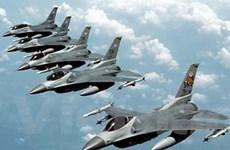 Iraq dự định mua máy bay chiến đấu F-16 của Mỹ