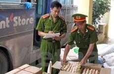 Hải Phòng thu giữ hơn 8.800 quả trứng nhập lậu