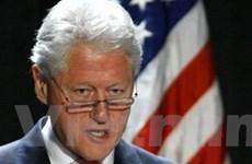 Cựu Tổng thống Mỹ Bill Clinton đến Triều Tiên