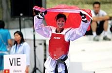 VN có huy chương vàng tại giải võ thuật châu Á