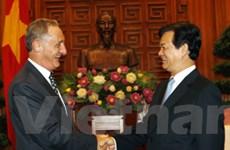 Quan hệ Việt Nam-New Zealand phát triển tốt đẹp