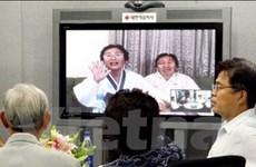 Hai miền Triều Tiên nối lại hoạt động đoàn tụ
