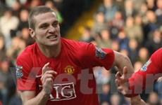 Vidic có thể trở lại để cứu Manchester United