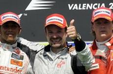 Barrichello giải cơn khát chiến thắng ở Grand Prix