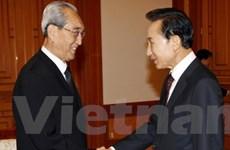 """""""Nắng mới"""" trong quan hệ hai miền Triều Tiên"""