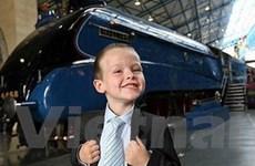 Cậu bé 6 tuổi là Giám đốc bảo tàng quốc gia