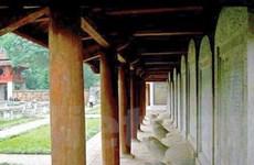 Hoàn thành hồ sơ di sản Bia Tiến sĩ Văn Miếu