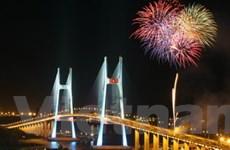 TP.Hồ Chí Minh khánh thành cầu dây văng Phú Mỹ