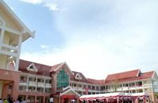 Vientiane khánh thành trường hữu nghị Lào-Việt
