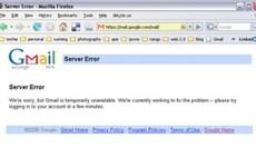 Gmail bị sập diện rộng, Google lại phải xin lỗi