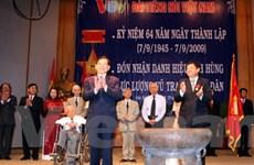 Đài tiếng nói Việt Nam ngày càng lớn mạnh