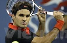 """""""Tàu tốc hành"""" Federer thẳng tiến vào bán kết"""