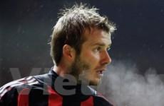Beckham lại sắp về đầu quân cho Milan?