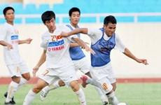 U23 Quốc gia nói không với giải Tiền SEA Games