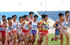 Rơi gậy, đội chạy tiếp sức Khánh Hòa mất vàng