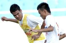 Đội tuyển U23 Quốc gia lộ rõ nỗi lo hàng công