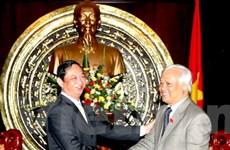 PCT Quốc hội tiếp Phó Tổng Chưởng lý Campuchia
