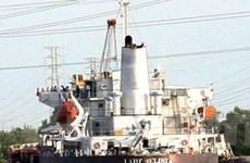 TP.Hồ Chí Minh khắc phục vụ chìm tàu Lady Belinda