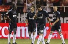 Real Madrid thua trận đầu: đã chạm giới hạn?