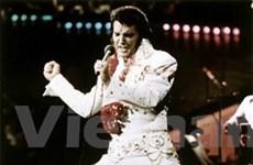 Phát hành album tuyển tập nhạc Elvis Presley