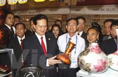 Quan hệ hợp tác kinh tế Việt-Trung phát triển mạnh