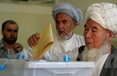 Thay 200 giám sát viên bầu cử Afghanistan vòng 2