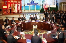 Thủ tướng tham dự hội nghị ASEAN với các đối tác