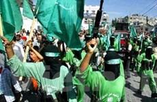 Phong trào Hamas kêu gọi thánh chiến chống Israel