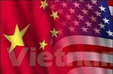 Trung-Mỹ tìm kiếm quan hệ thương mại chặt chẽ hơn