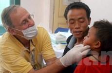 Phẫu thuật miễn phí cho 150 trẻ sứt môi, hở hàm ếch