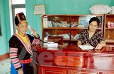 Củng cố, phát triển hệ thống bưu điện văn hóa xã