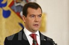 Tổng thống Nga đọc Thông điệp liên bang 2009