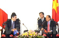 Thủ tướng Pháp thăm, làm việc tại TP Hồ Chí Minh