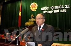 Quốc hội giám sát giải quyết kiến nghị của cử tri