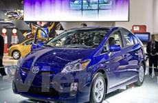 Toyota hybrid Prius mới dùng ắcquy lithium-ion