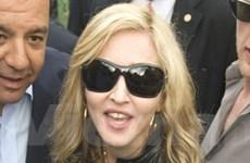 Madonna quyên góp được 11 triệu USD ở Brazil