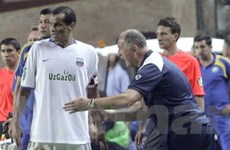 """Sói già"" Scolari sẽ thay Pellegrini dẫn dắt Real?"