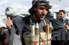 Afghanistan: 80 tay súng Taliban bỏ súng quy hàng