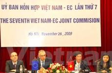 Hướng tới giai đoạn mới trong quan hệ Việt Nam-EC
