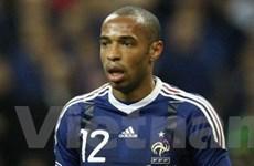 Thierry Henry có thể bị treo giò tại World Cup 2010