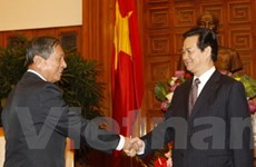 Đưa quan hệ Việt Nam-Myanmar đi vào chiều sâu