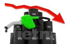 Giá dầu mỏ thế giới giảm ngày thứ năm liên tiếp