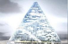 """""""Kim tự tháp phô trương"""" sẽ mọc lên ở Paris?"""