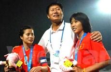 HLV Trần Vân Phát: Thắng bằng tinh thần dân tộc