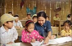Trăn trở thưởng Tết cho giáo viên vùng khó khăn
