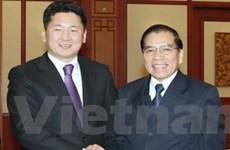 Việt Nam sẵn sàng hợp tác nhiều mặt với Mông Cổ